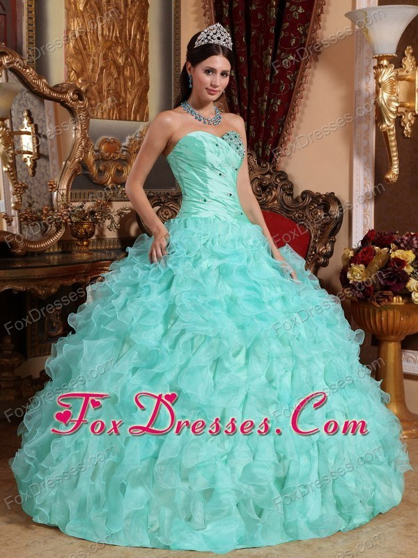 qualified quinceaneras dress for 16th birthday party