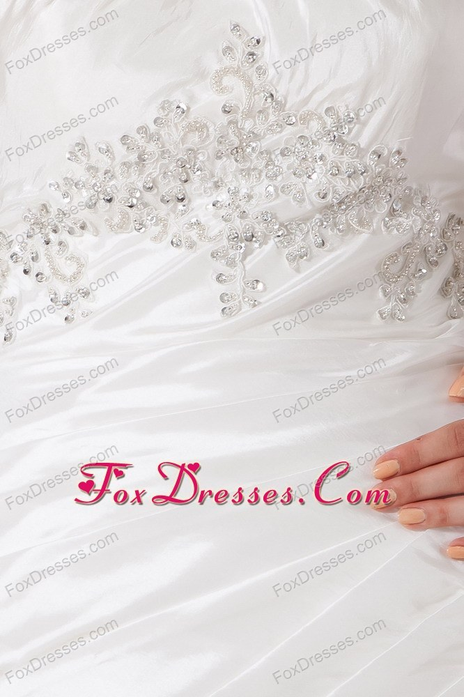 sleeveless gloves autumn wedding gowns