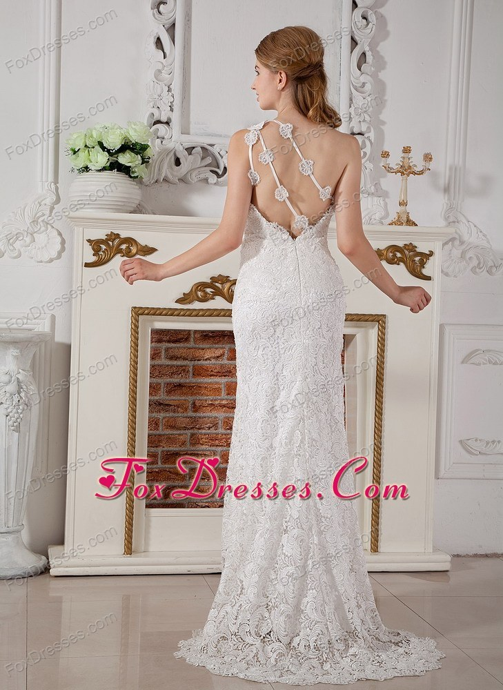 all souls day sassy may wedding gown