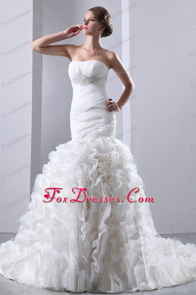 sexy wedding dress for destination