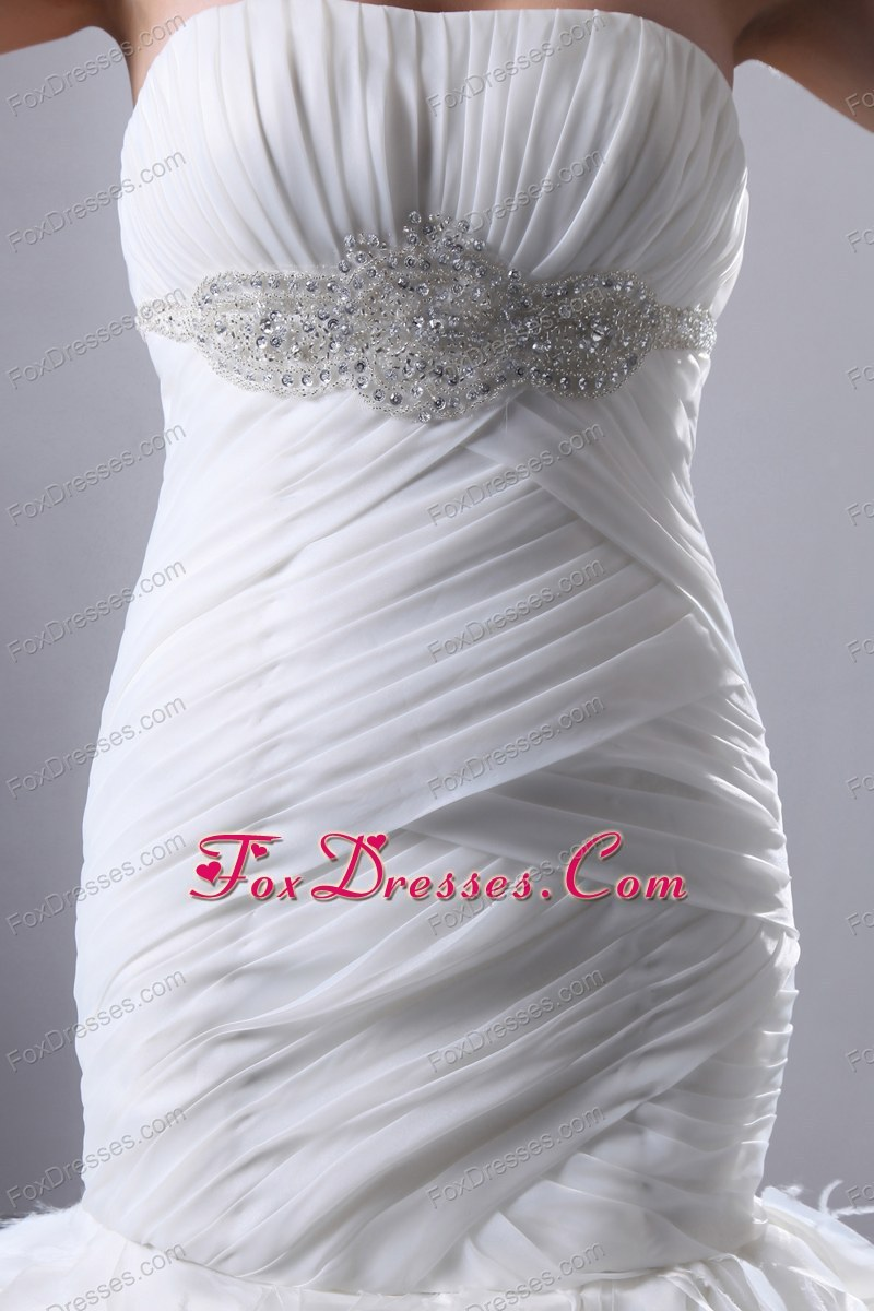 2014 summer beautiful sleeveless wedding dresses