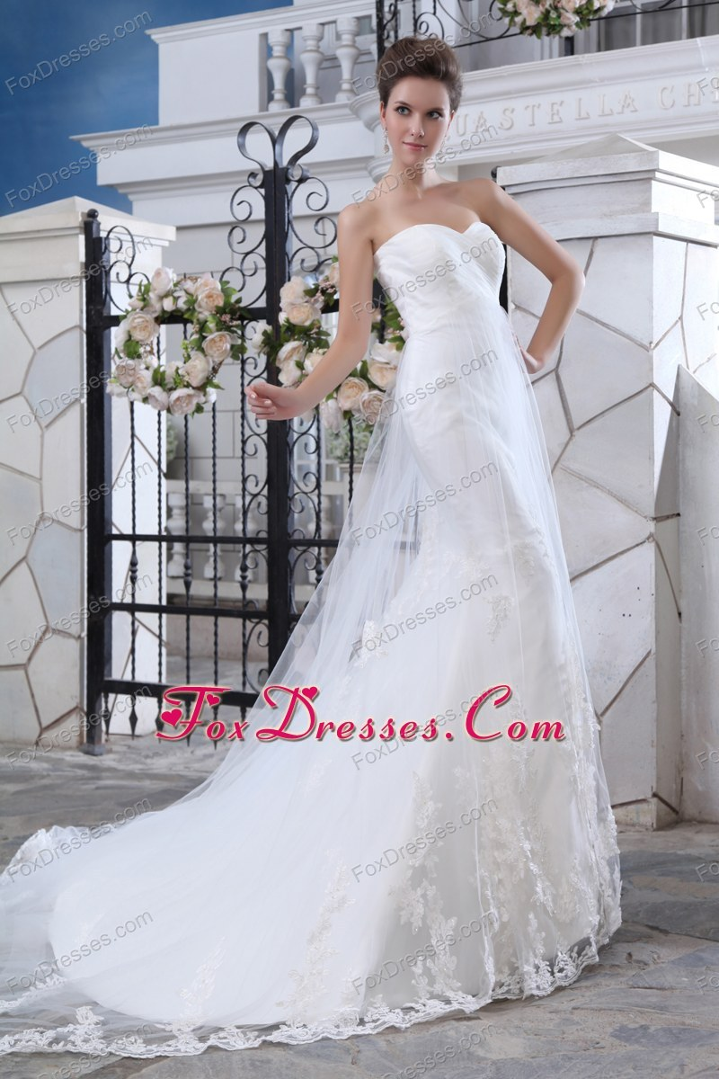 Court Lace 2013 Lovely Wedding Dress Mermaid Sweetheart