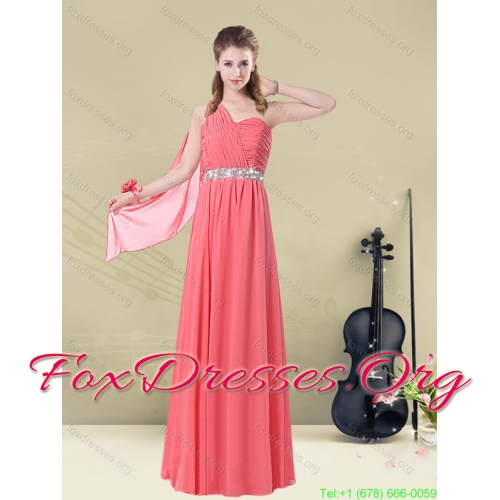 Ruffled Layers Sweetheart Quinceanera Dress and Watermelon Long Dama Dresses and Rose Pink Ball Gown Little Girl Dress