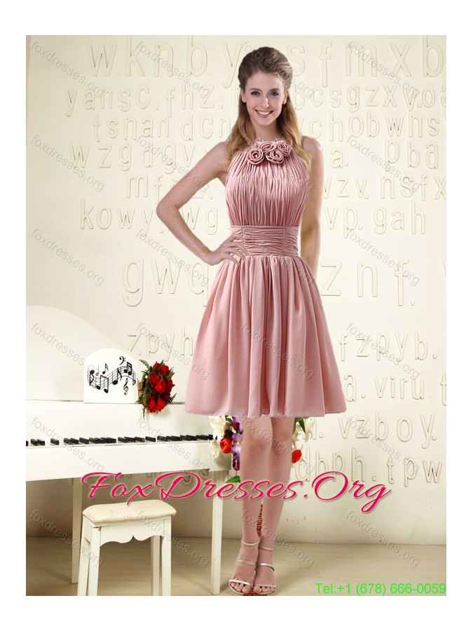 Group Buying  Sweetheart Empire Chiffon Bridesmaid Dresses with Ruching