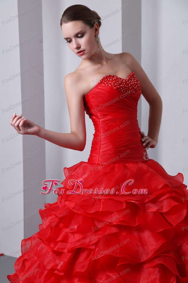 gorgeous dress for quinceanera in womens day