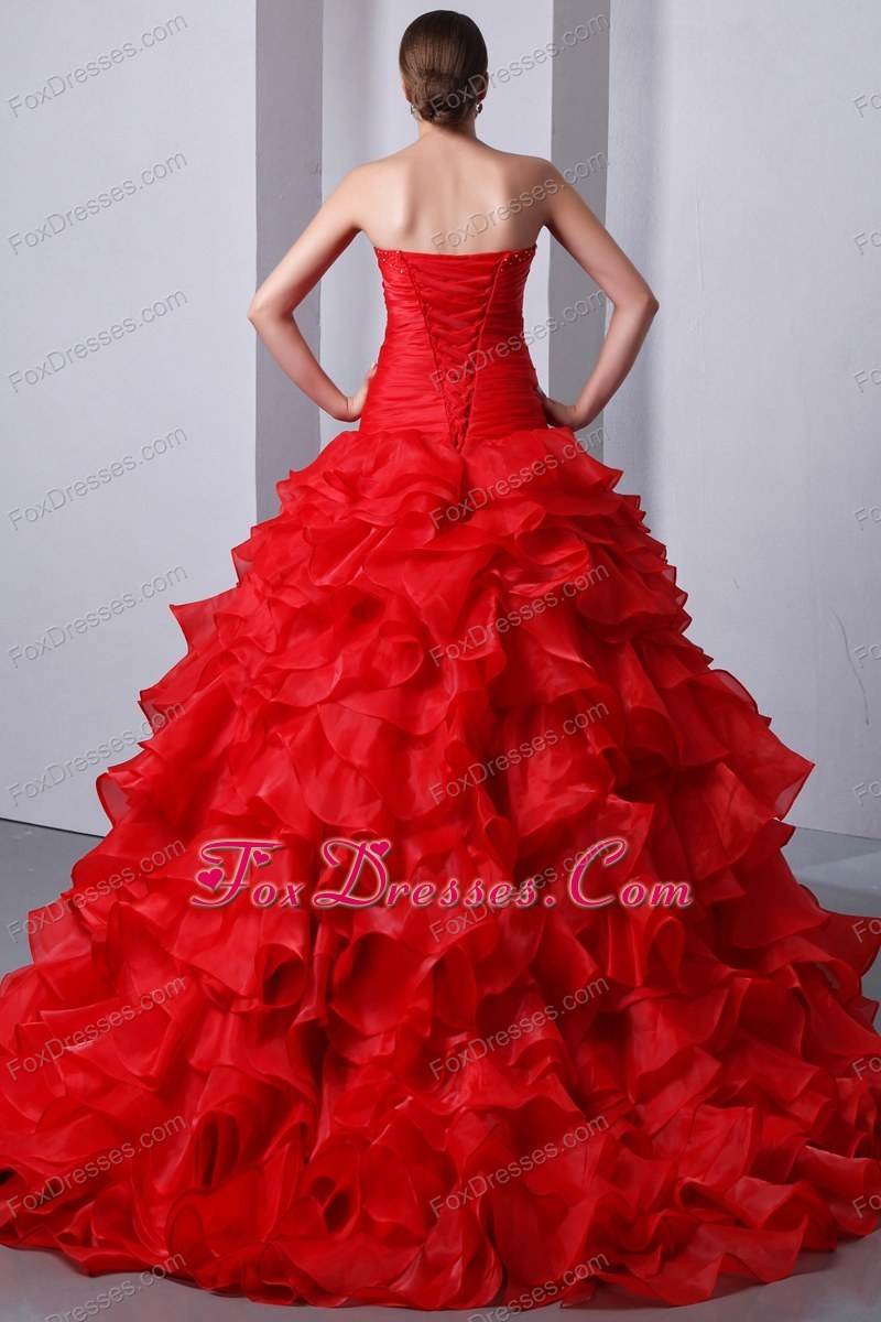 important ball gowns for 16th birthday party