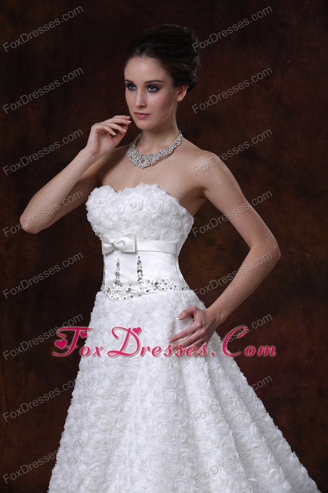 2013 wedding dress and bridesmaid dress for wedding anniversary