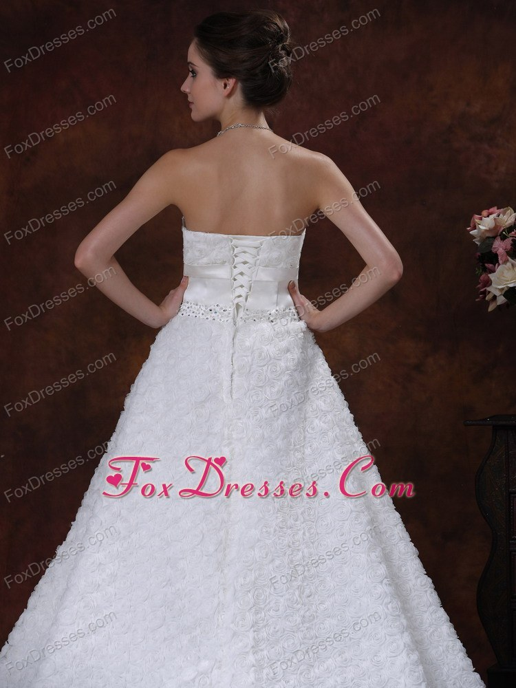 a line wedding dress 2014 spring