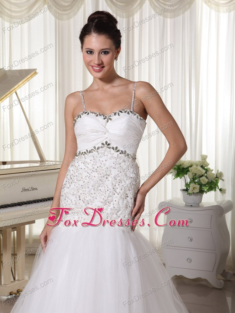 modern 2012 2014 wedding reception dresses with court train for bride