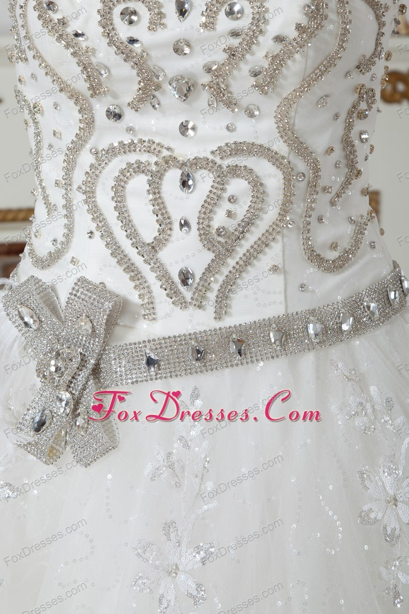 best seller fitted waist bridal gowns
