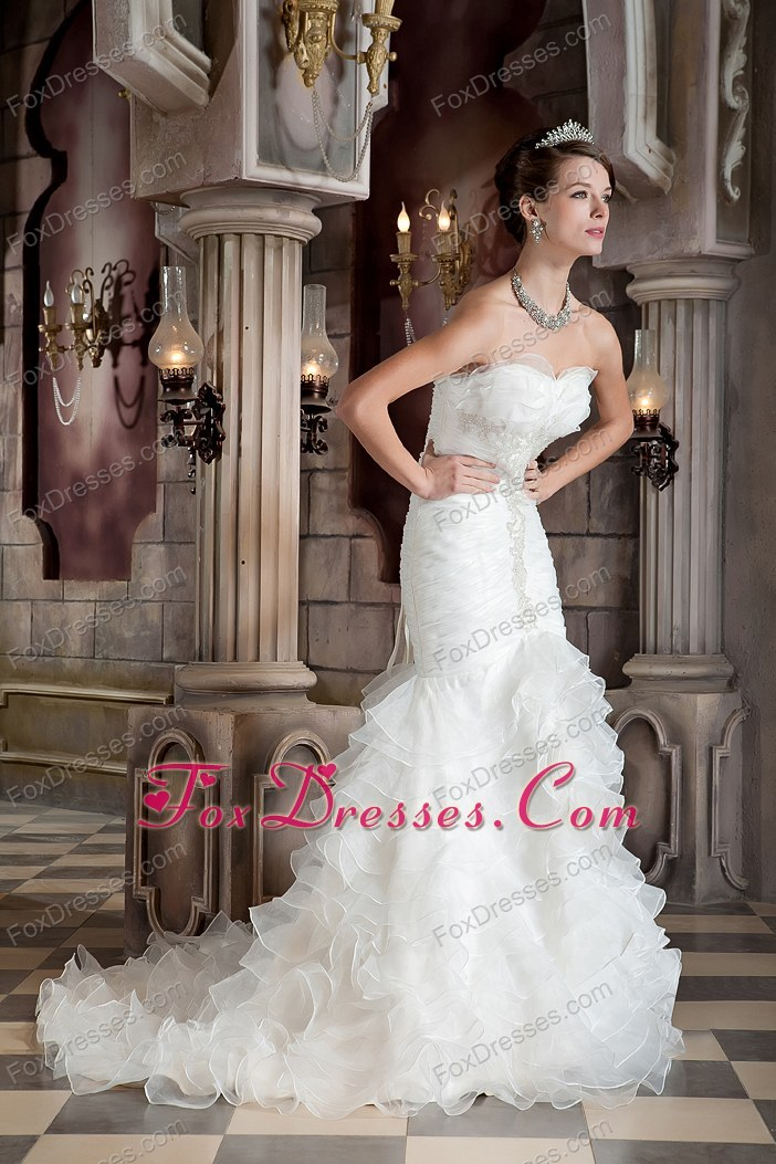 june flower mass wedding bridal gowns