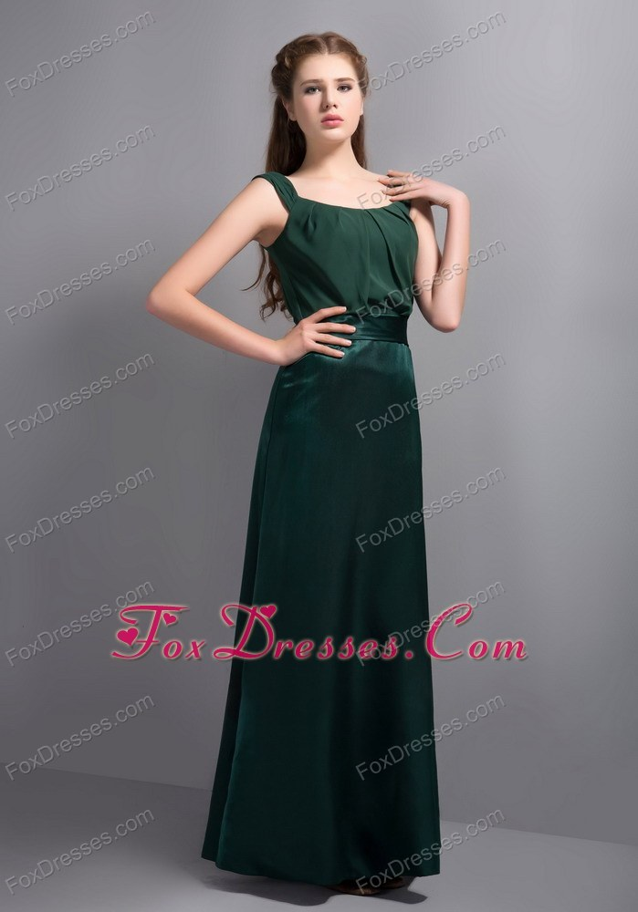 2013 fall sleek inexpensive a wedding party bridesmaid dresses with zipper up back