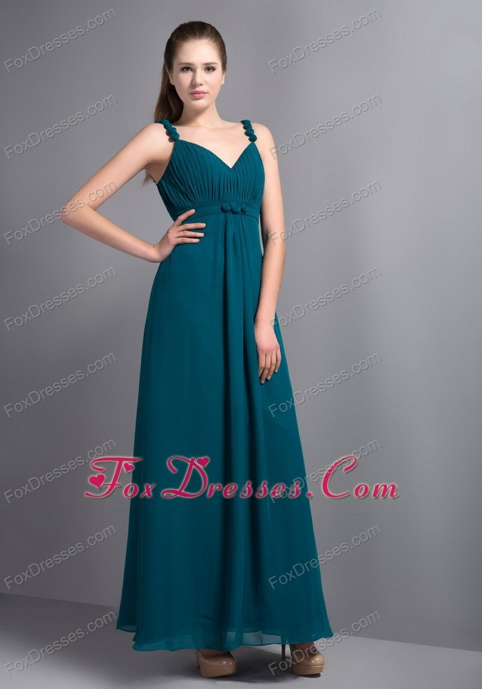 online store vintage on promotion chiffon bridesmaid dress