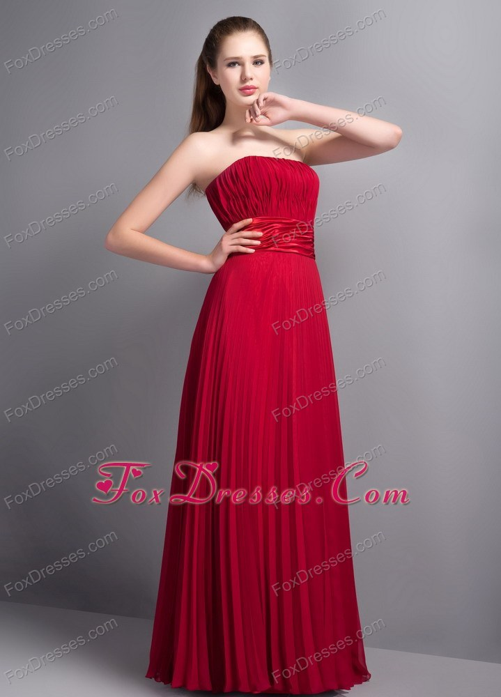 cheap strapless bridesmaid dresses for weddings