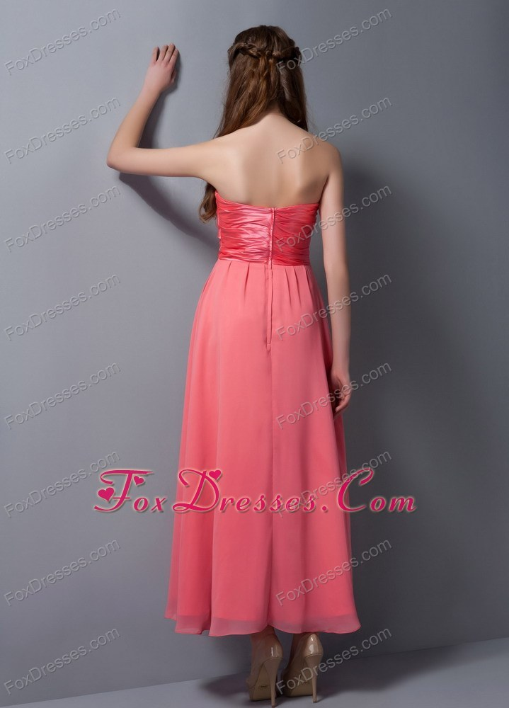 2017 autumn graceful on promotion wedding sleeveless bridesmaid dresses