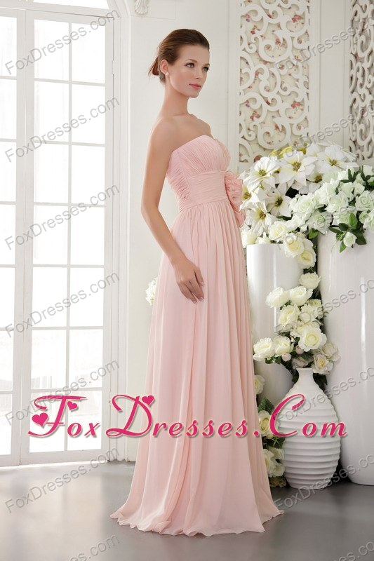 the better chiffon bridesmaid dress at an affortable price