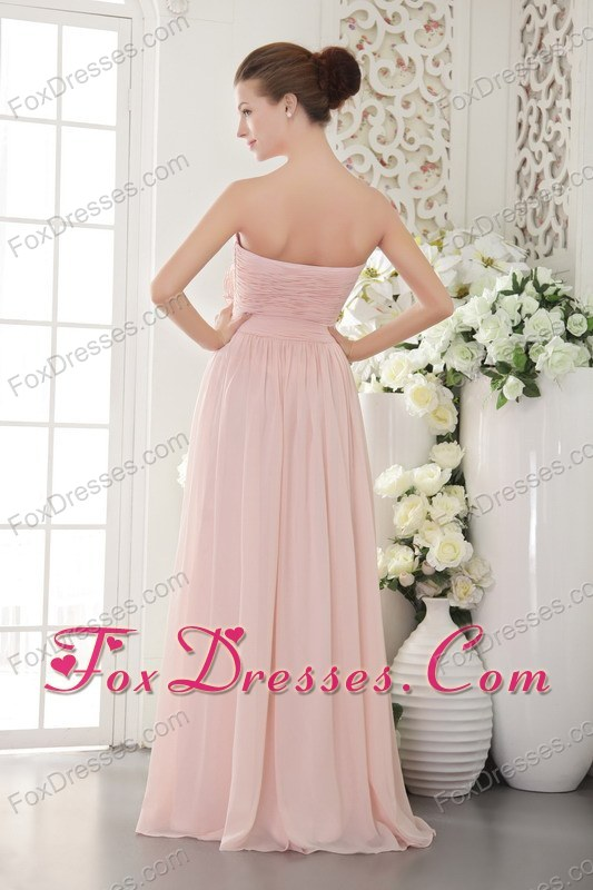 august bridesmaid dress ruched in 2013