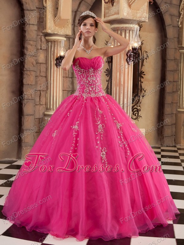 Sweet 16 Dresses - Fox Dresses