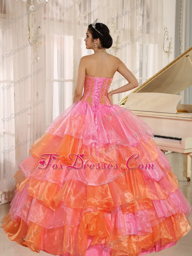 popular dresses for a quinceanera party
