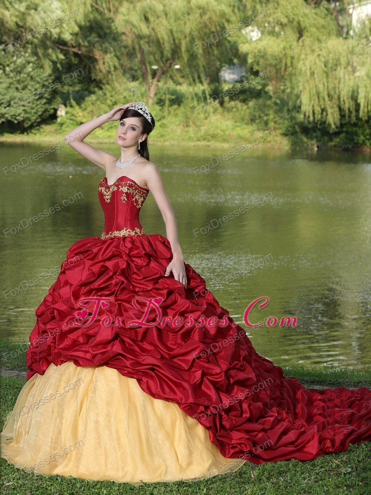 best seller cute dresses for 15 with tiara and petticoat