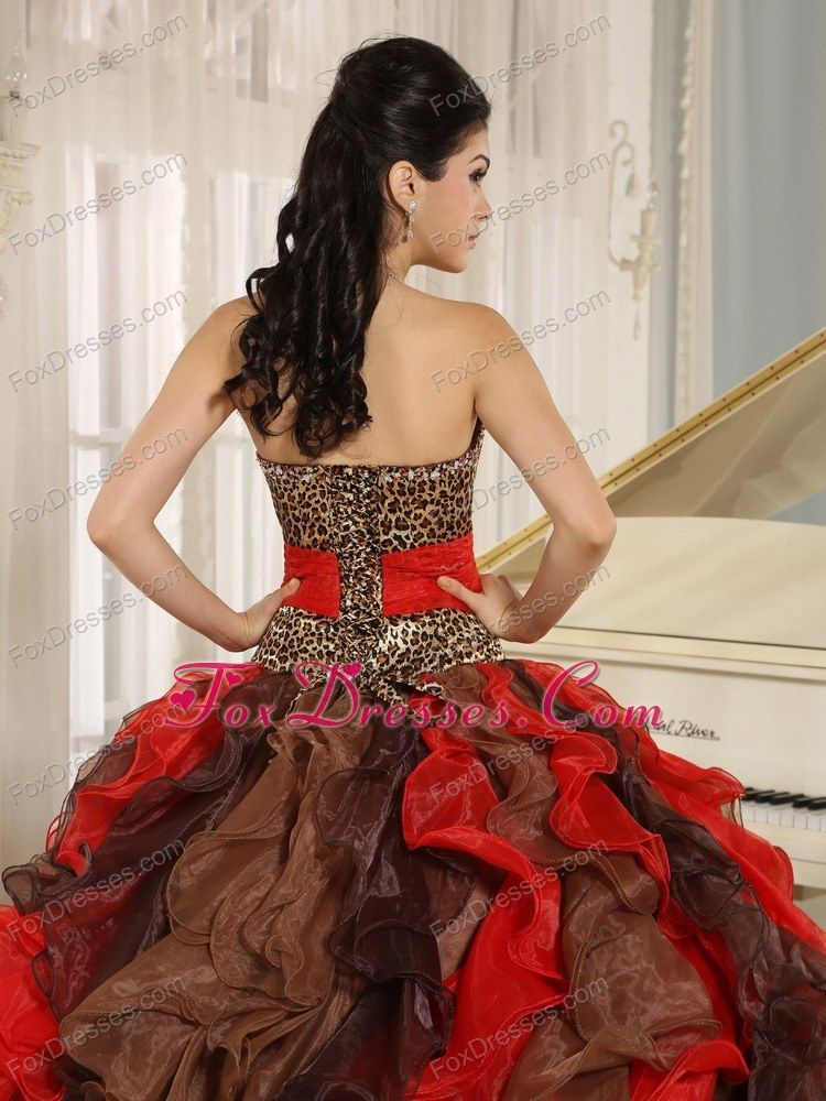fashionable mis quince anos dresses with jewelry