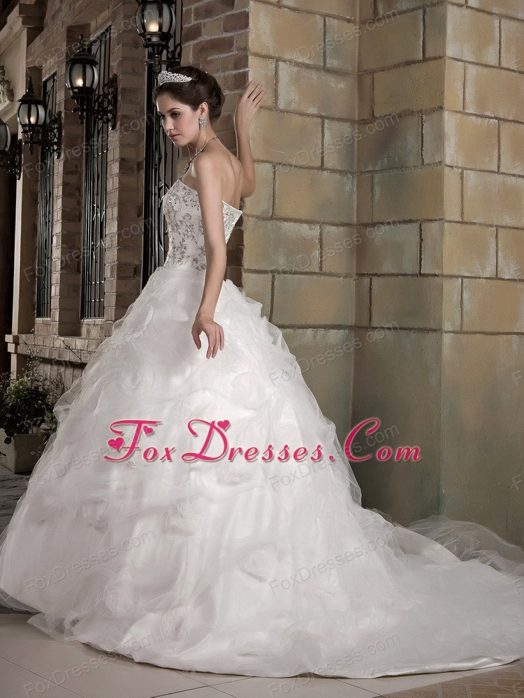 wedding reception dress for bride for a nice wedding
