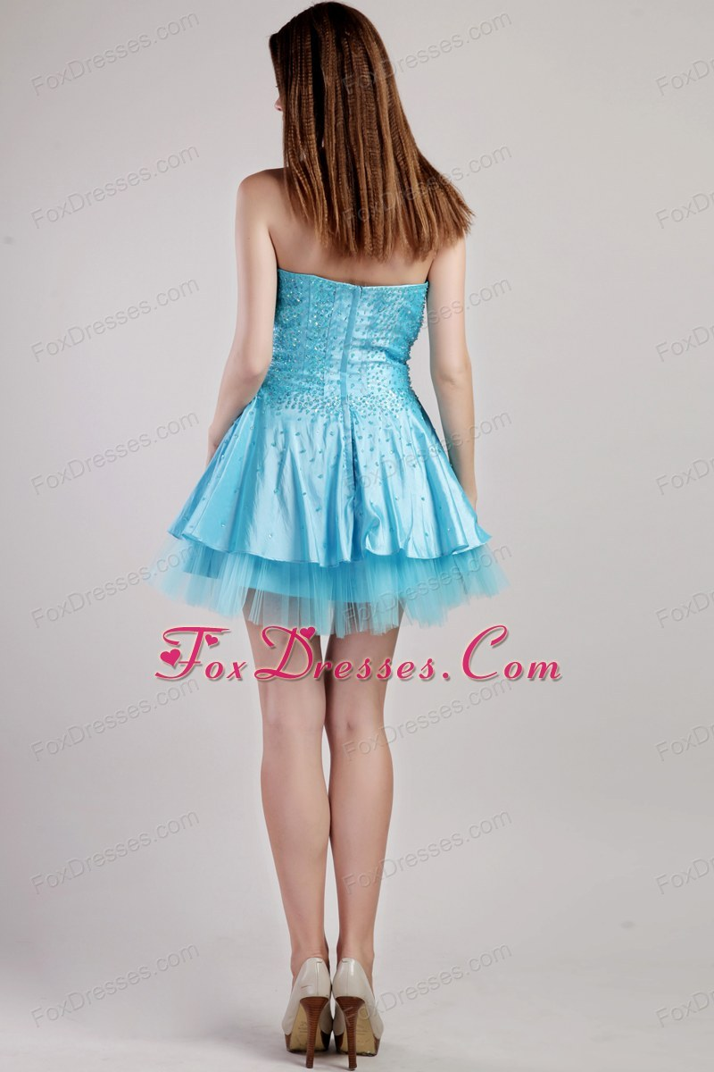 modest prom cocktail dress
