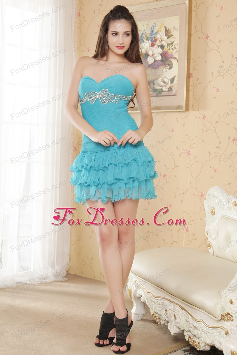 Turquoise Pageant Dresses | Turquoise homecoming nightclub party ...