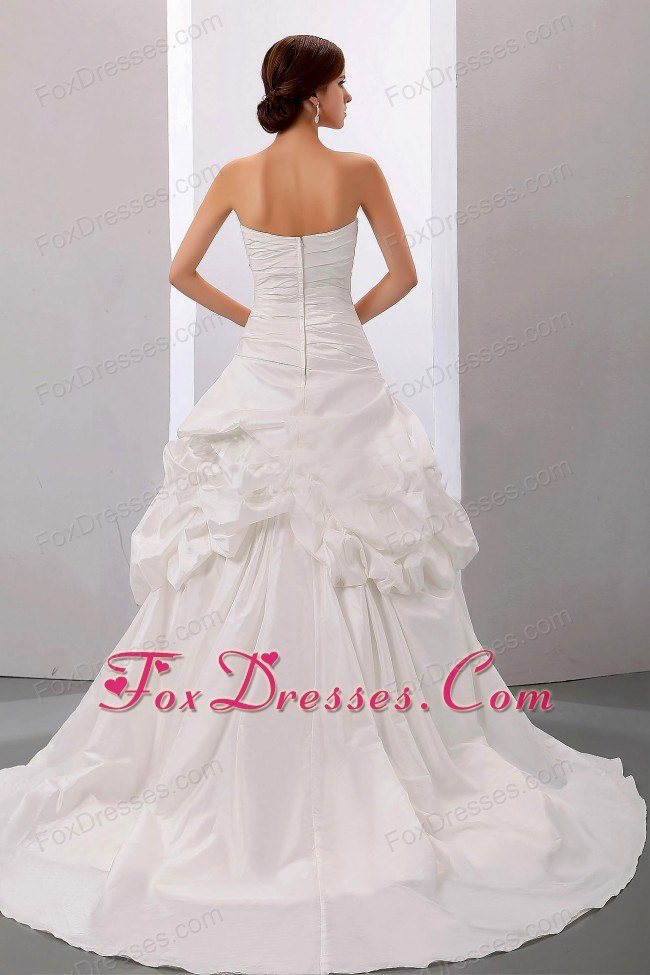 exquisite a line bridal dresses for end of year socials in summer