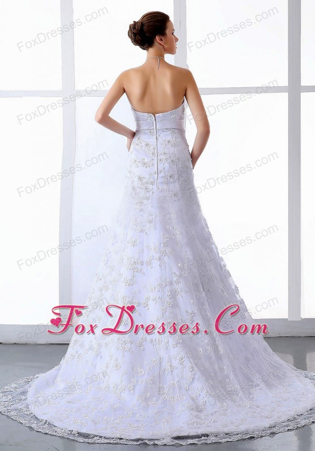 lovely strapless bridal dress for weddings on sale