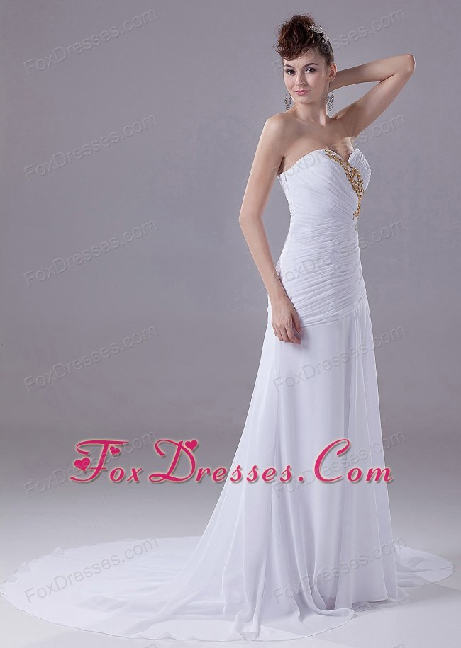 2016 spring exclusive bridal dress for 50th anniversary