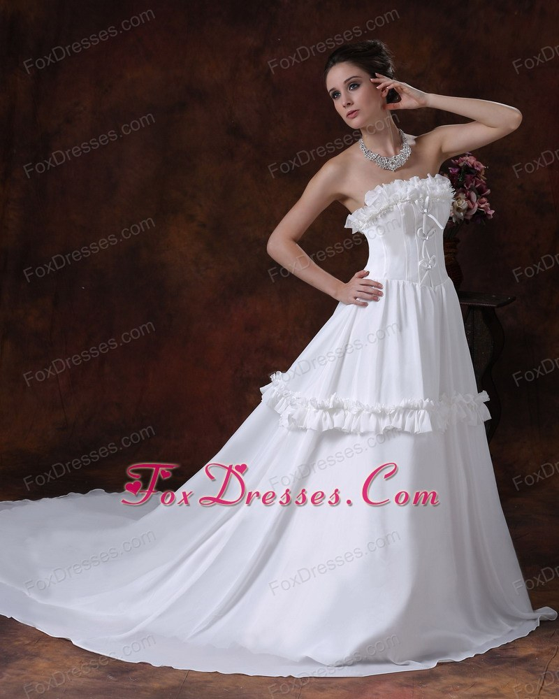 latest bridal gowns styles for 50th anniversary