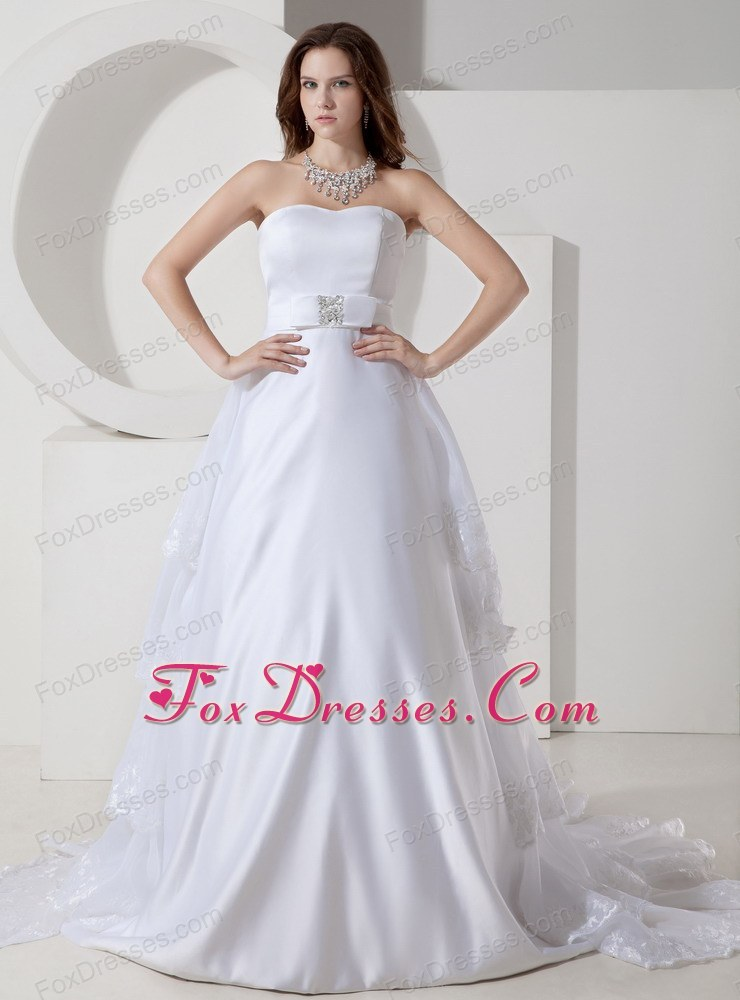 Court train embroidery wedding bridal dress 2013 plus size for Courthouse wedding dress plus size