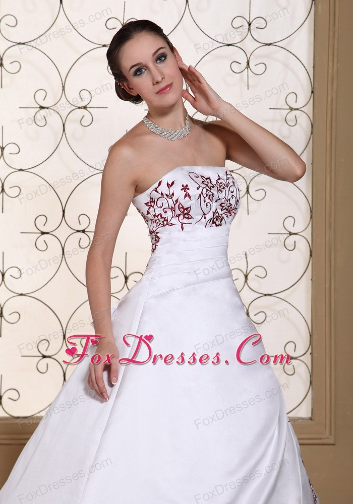 destination bridal dress fashionable summer