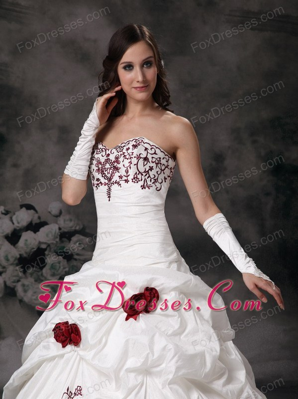 garden dress for brides beautiful