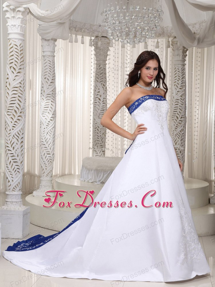 sassy spring bridal gowns with fitted waist