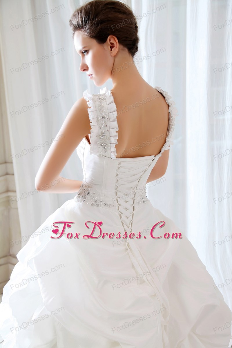 bridal dresses sexy autumn with fitted waist