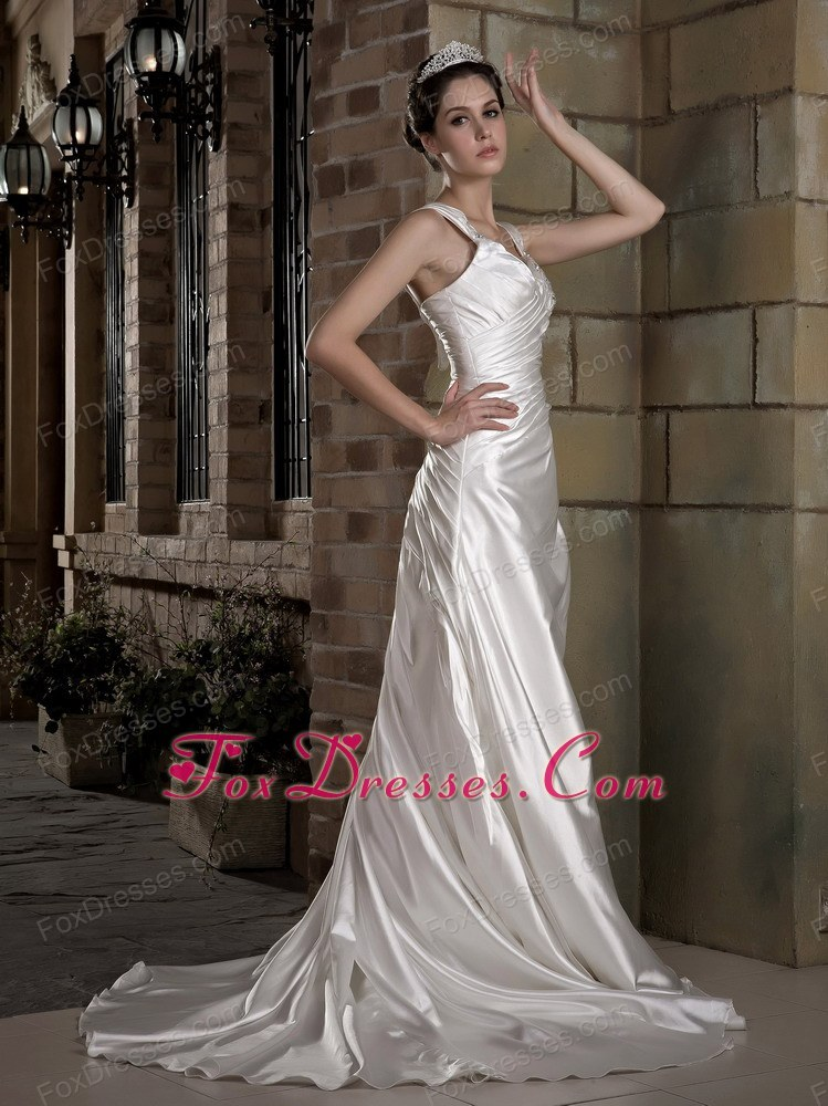 fashionable bridal dress 2013 collection