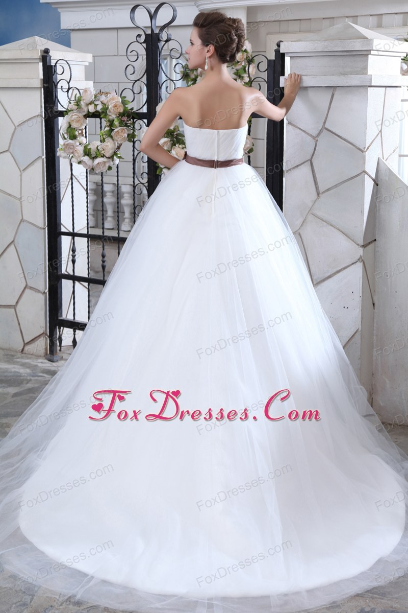 2014 summer new arrival wedding dresses with ruching