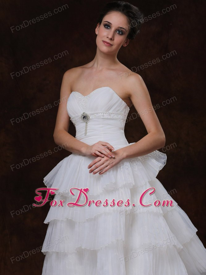 sweetheart princess wedding dress in 2013