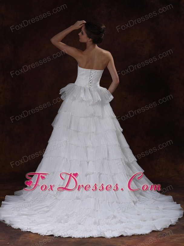 recommended sweetheart bridal gown beaded