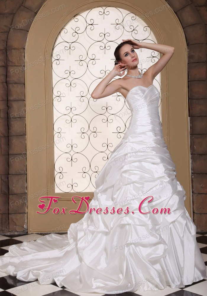 designer bridal dress