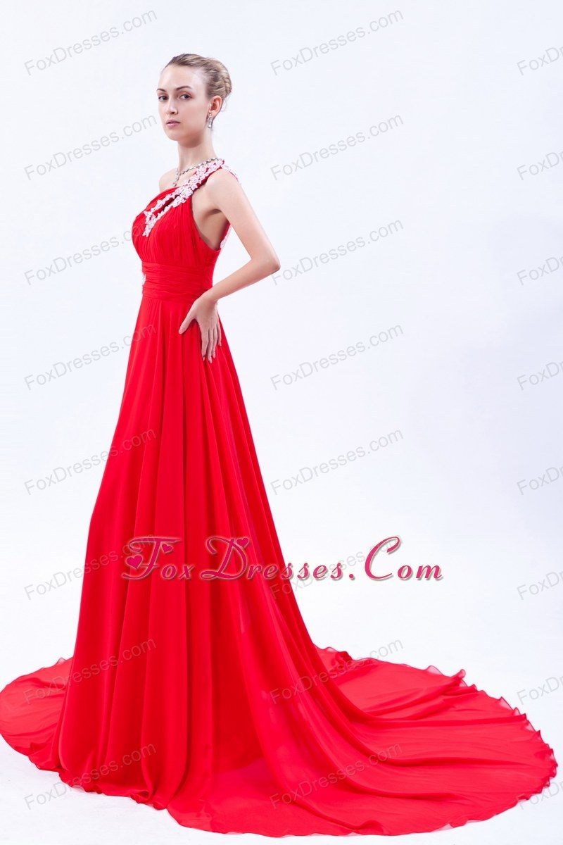 beautiful autumn prom evening dresses
