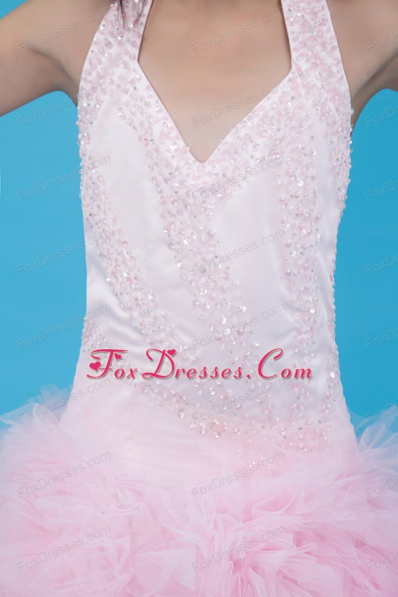 sleeveless designer flower girl dresses