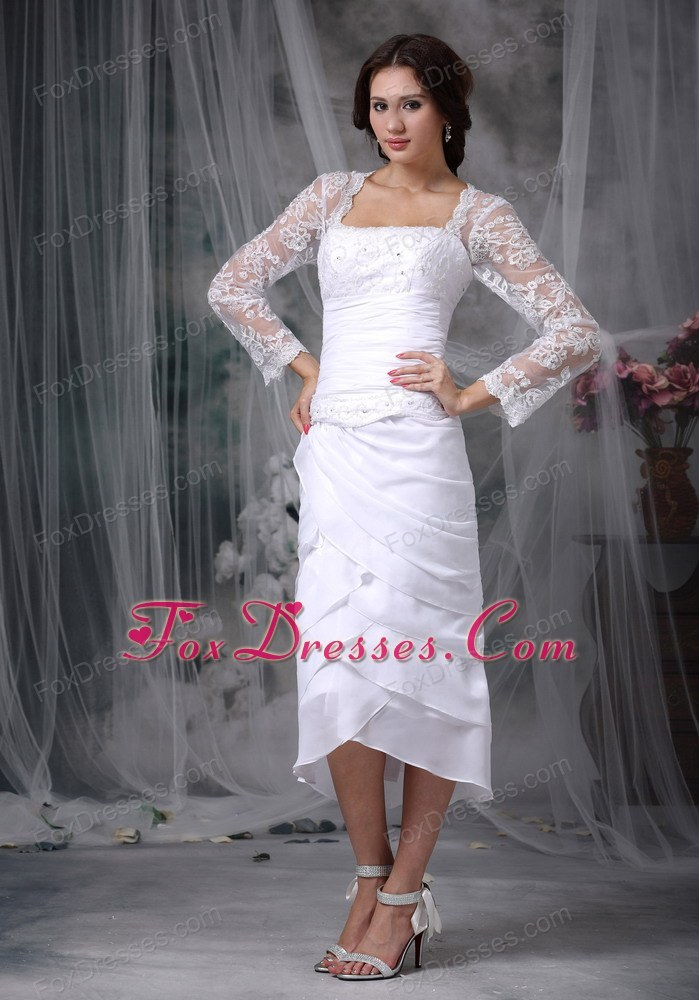 recommended modern wedding dress