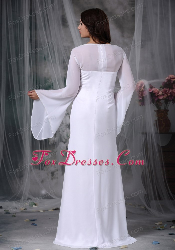 fashionable wedding reception dress for bride under 200