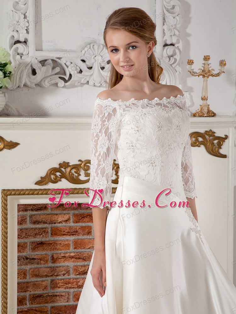 2013 2015 a line gorgeous wedding reception dress for bride