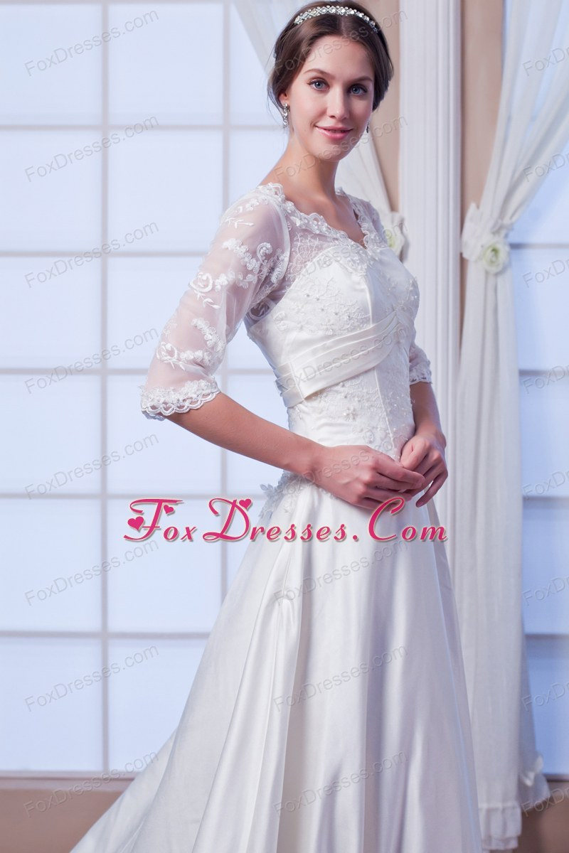 2015 2016 film fest court train wedding gowns