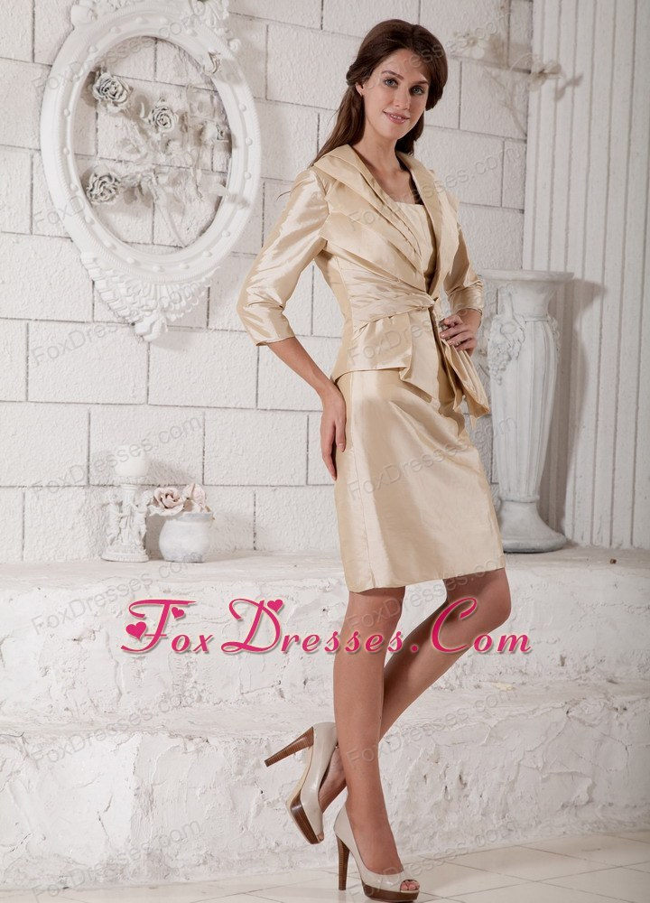 charming mother of the bride dress