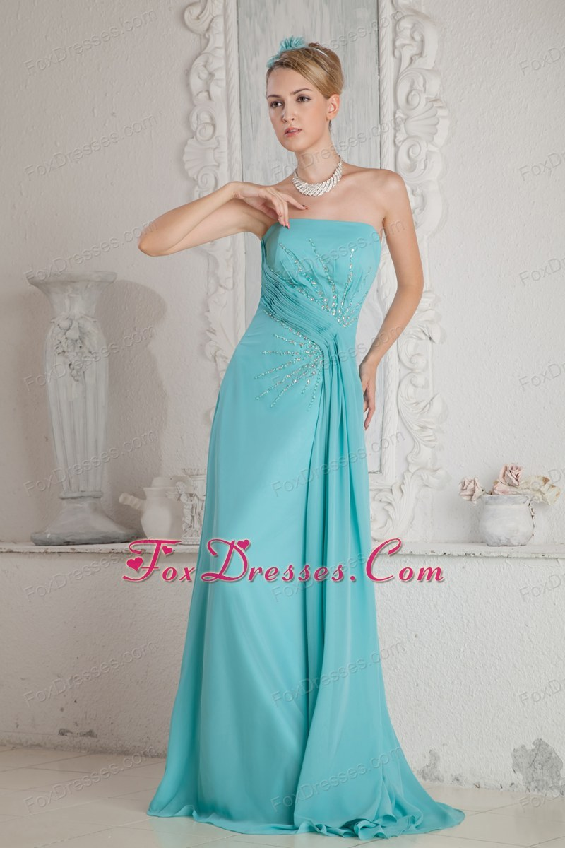 Similiar Aqua Blue Formal Dresses For Teens Keywords